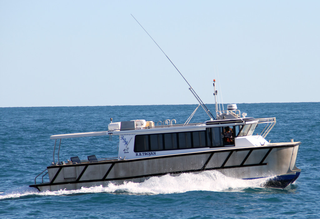 Aluminium Boat Builders Queensland